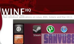 cài đặt ứng dụng Windows trên Linux