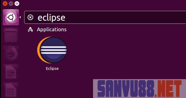 Eclipse trên ubuntu
