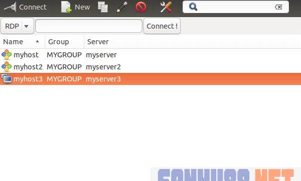 remote desktop trên Ubuntu