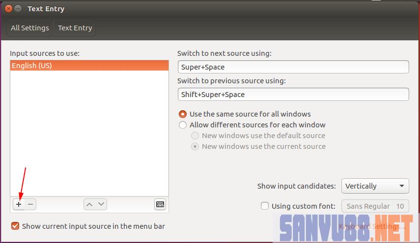 Gõ tiếng Việt trên Ubuntu đơn giản dễ dàng với Ibus-Unikey