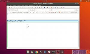 phần mềm chỉnh sửa phụ đêf trên Ubuntu