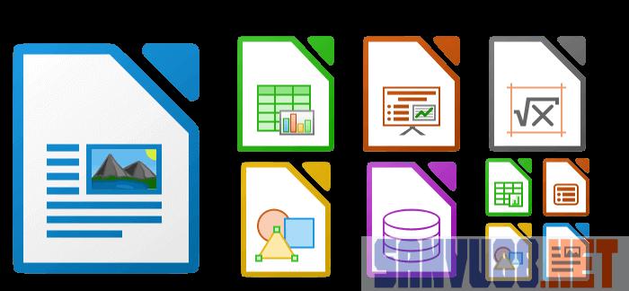 LibreOffice 6.1 cho ubuntu