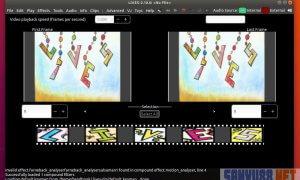 phần mềm chỉnh sửa video trên ubuntu